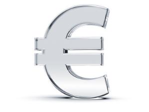 Euro de cristal